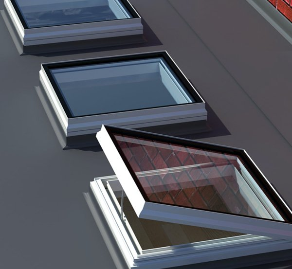 Kestrel Thermal Flat Roofing System.